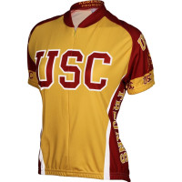 new product ea163 d406a USC TROJANS ADRENALINE BIKE JERSEY