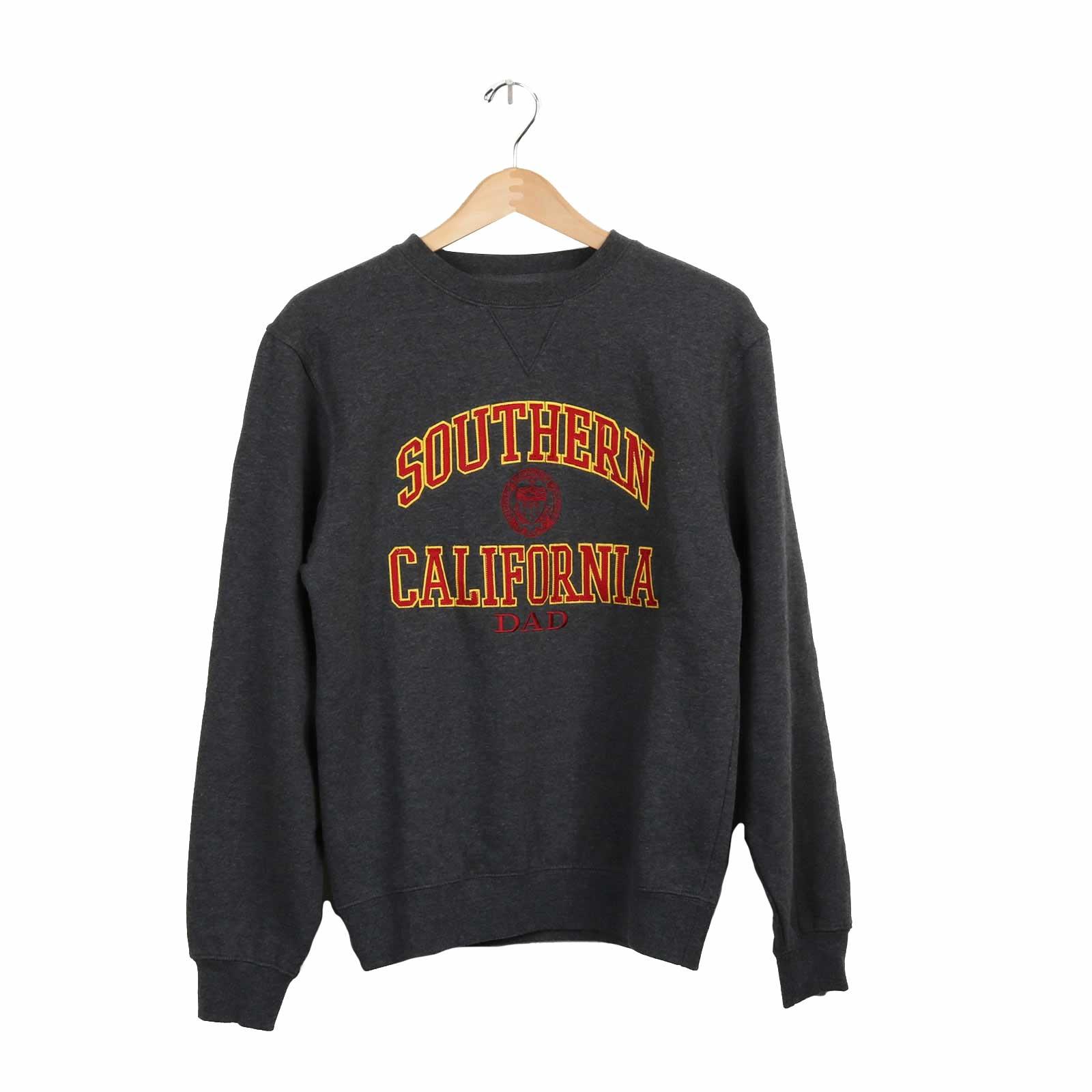 Usc So Cal Shield Dad Crew Sweatshirt