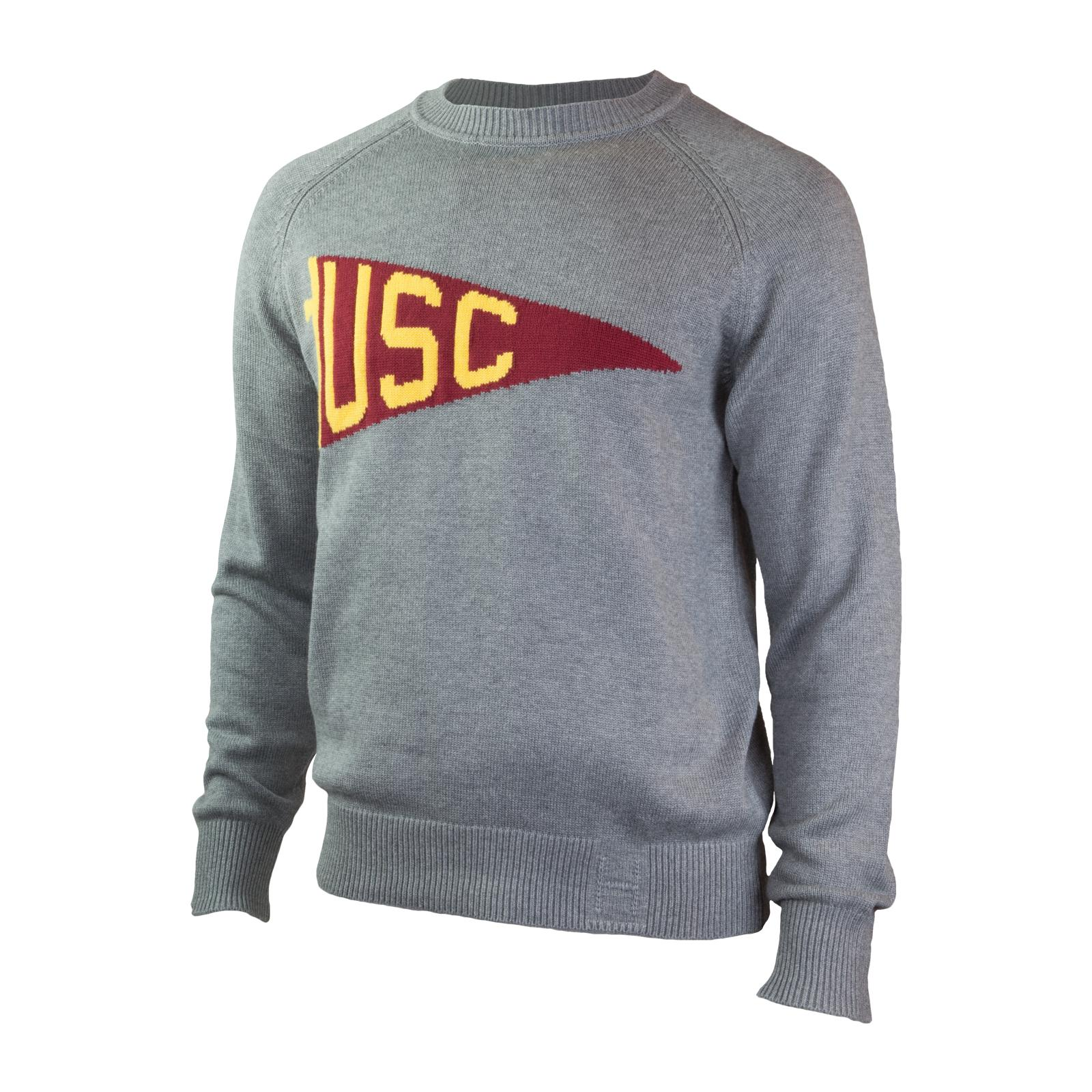 USC, Trojans, Sweater, Men's Top