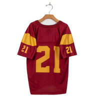 new product 825d3 42f52 USC Trojans Youth #21 Football Jersey