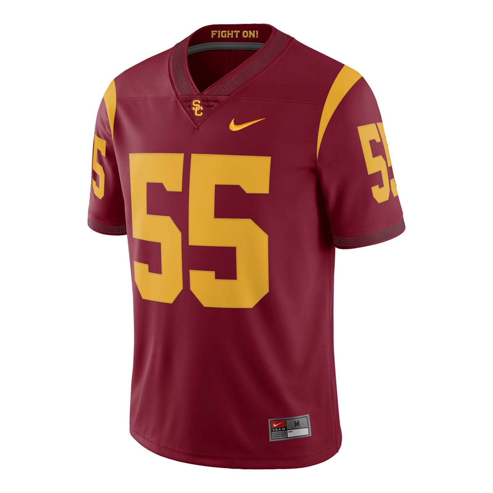 online store 290a0 8a7f7 Official USC Trojans Men's Jerseys, USC Football Jersey ...