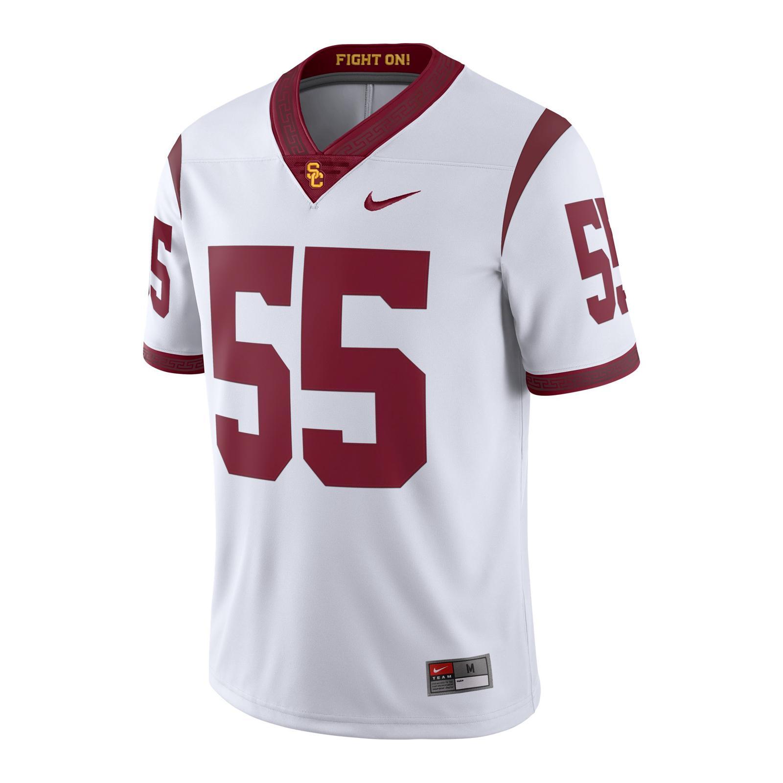 online store 3d91f e5e3c Official USC Trojans Men's Jerseys, USC Football Jersey ...