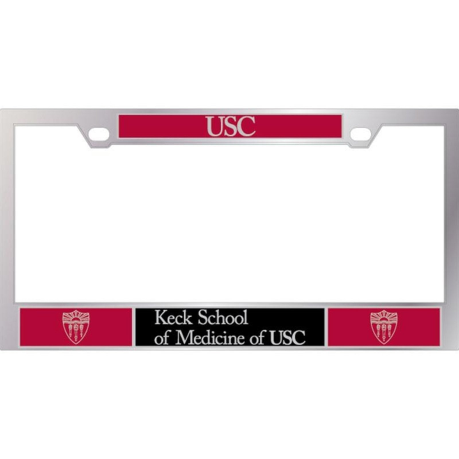 Cheer Mom Chome Metal License Plate Frame Tag Holder