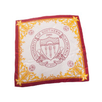 USC Seal Silk Scarf