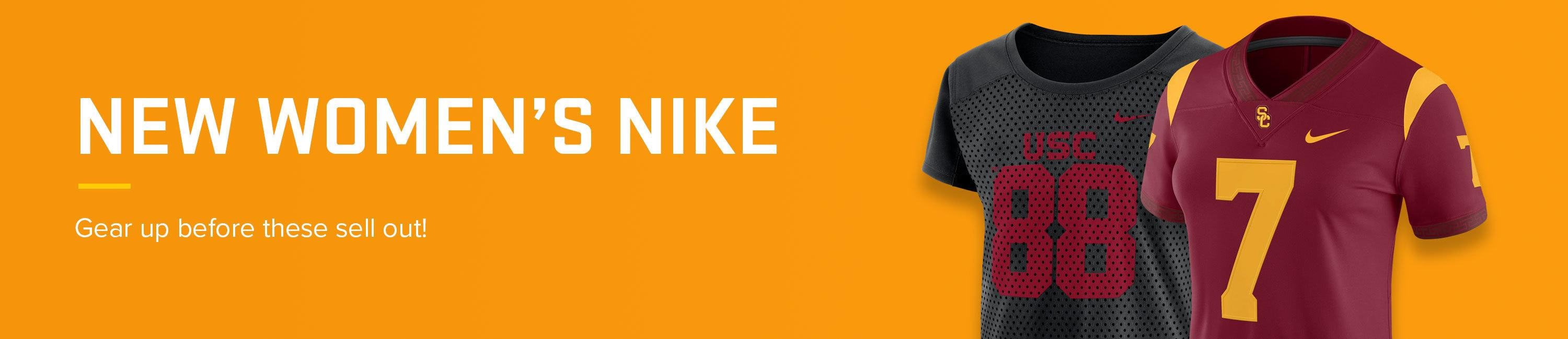 New Fall 2018 Women Nike