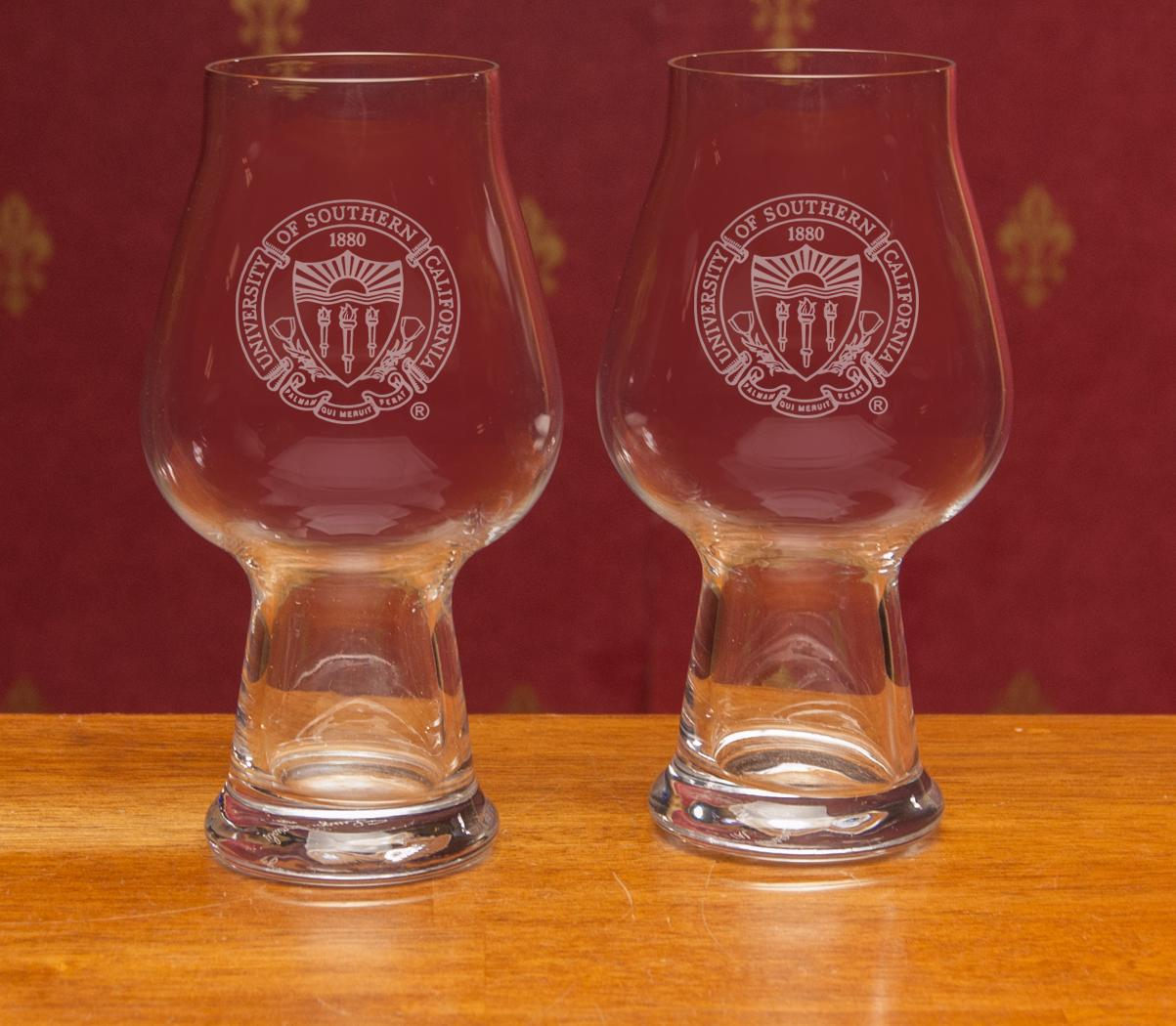 USC 2-Pack Seal IPA Glass