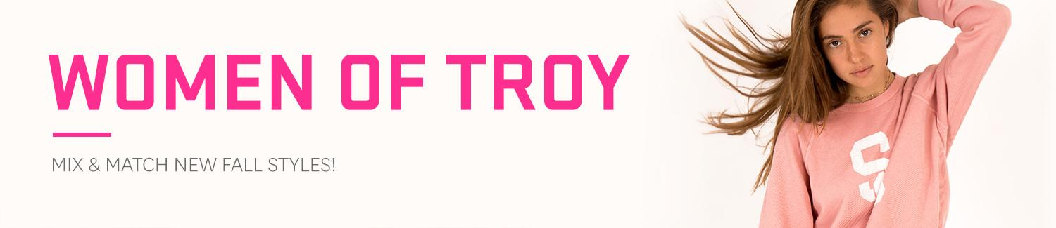 New Women of Troy