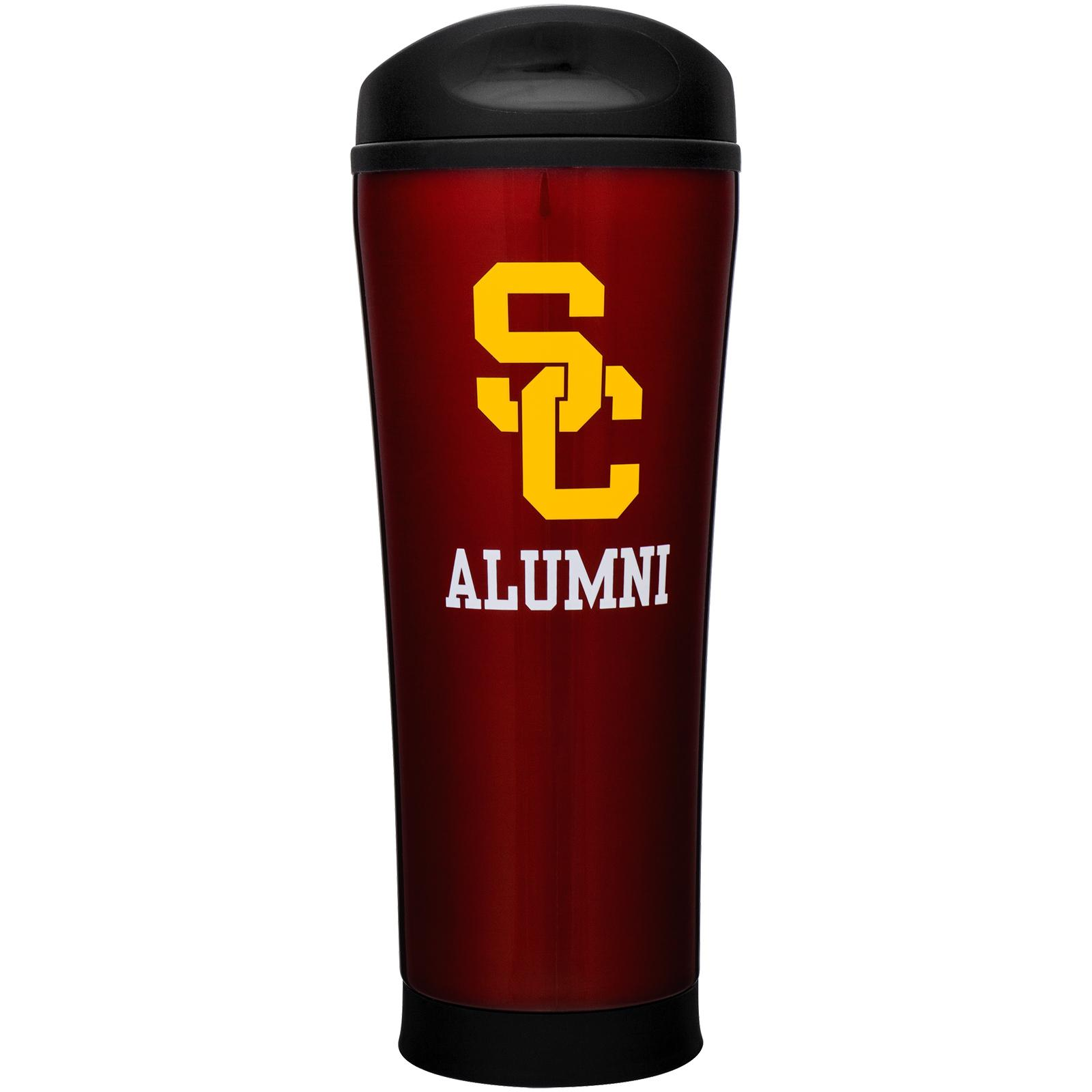 USC SC Interlock Alumni Stainless Steel Tumbler