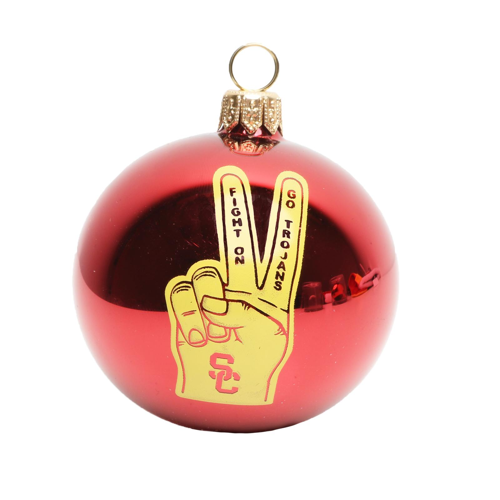 USC Victory Ball Ornament
