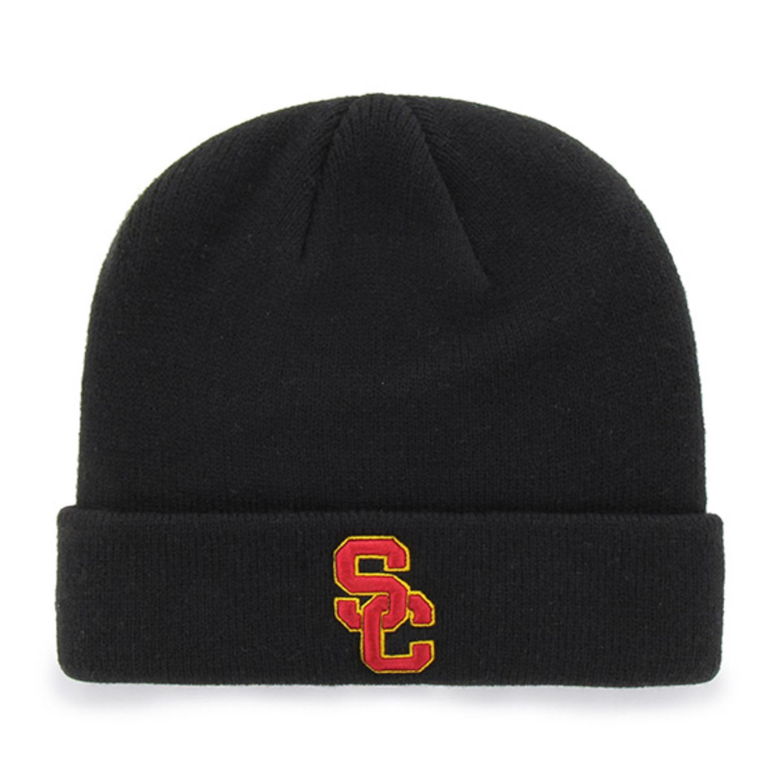 USC Raised Cuff Knit Beanie