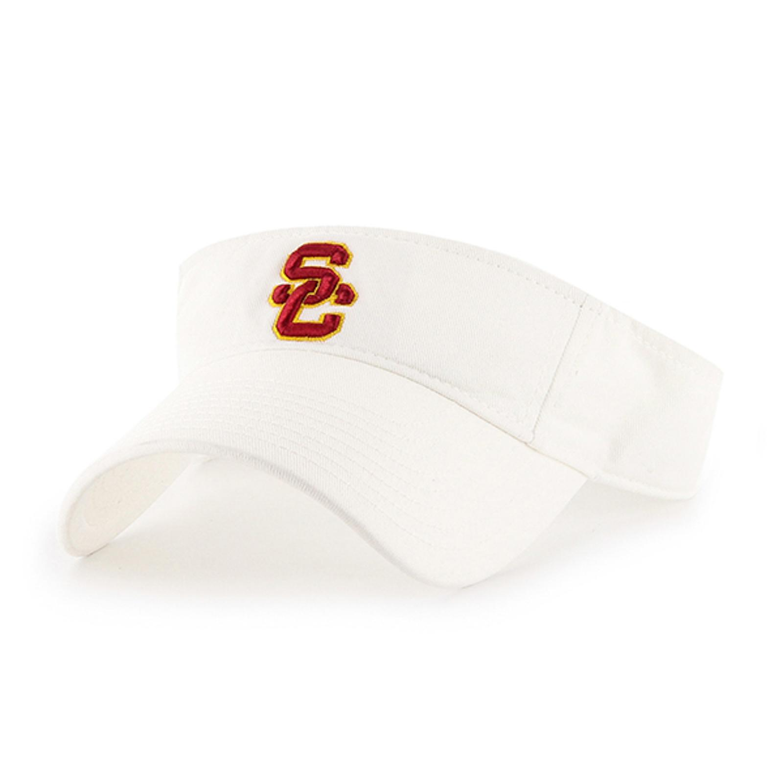 USC SC Interlock Clean Up Visor