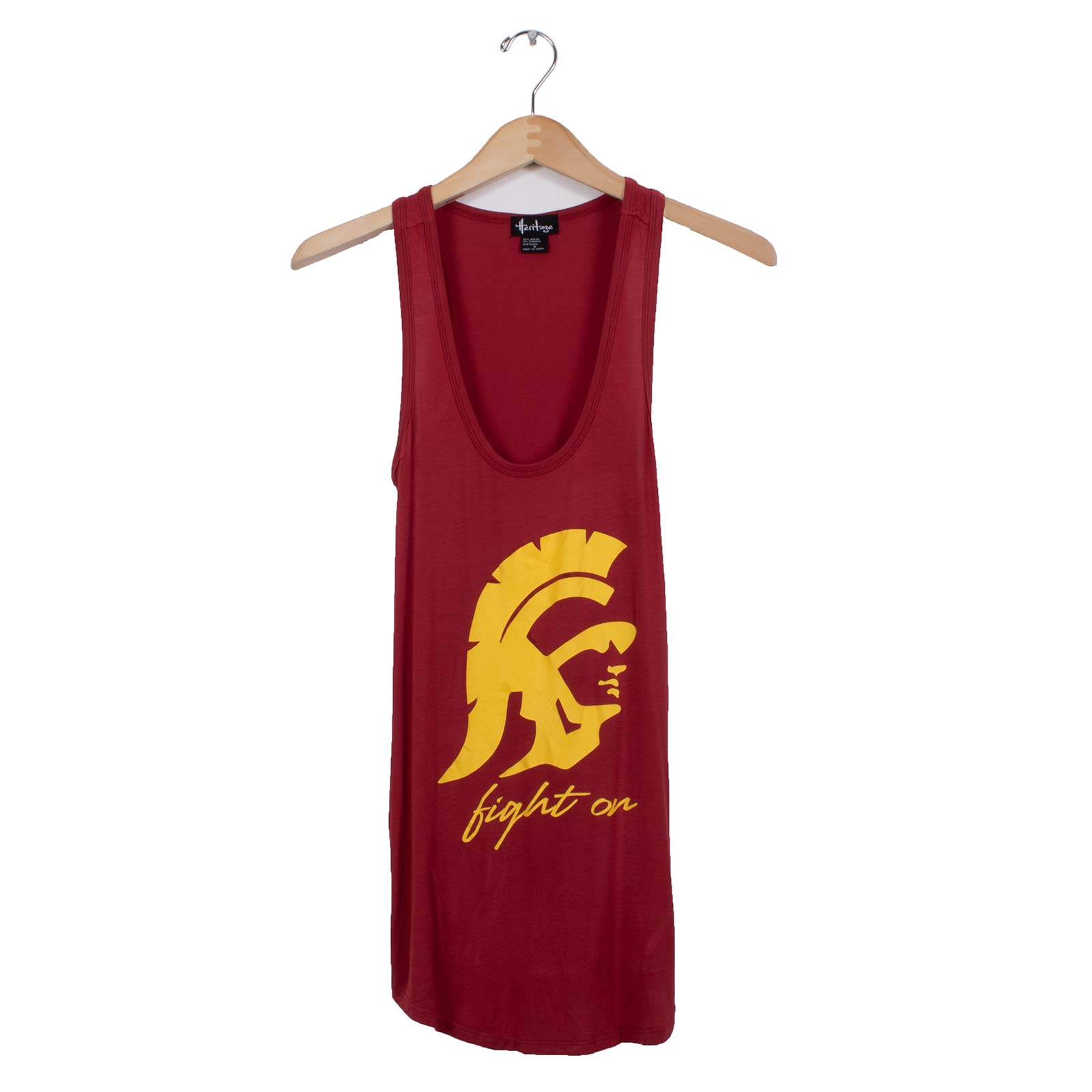 USC Trojans Women's Tommy Fight On Heritage Tank Top