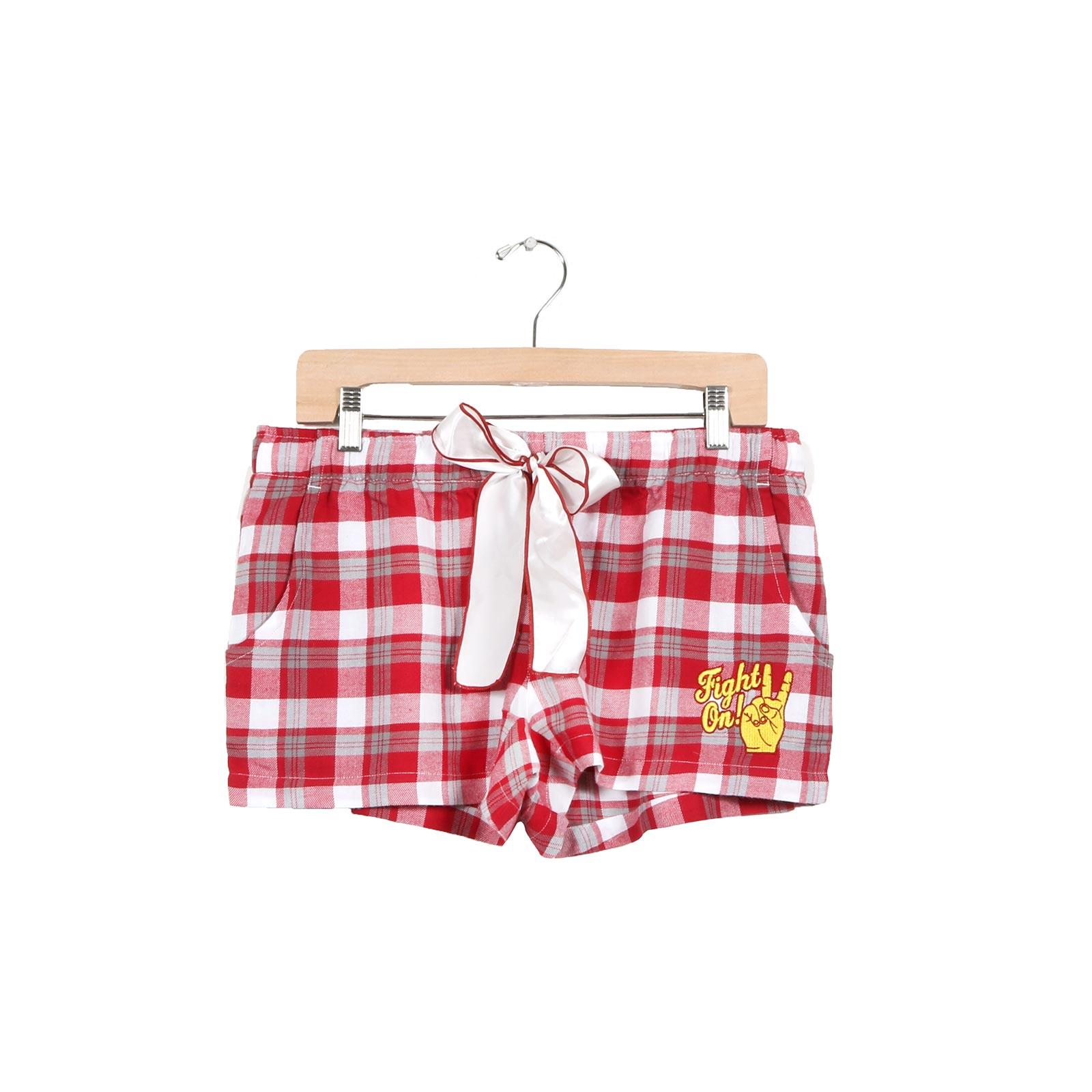 USC Trojans Women's Cardinal Fight On Piedmont Sleep Short