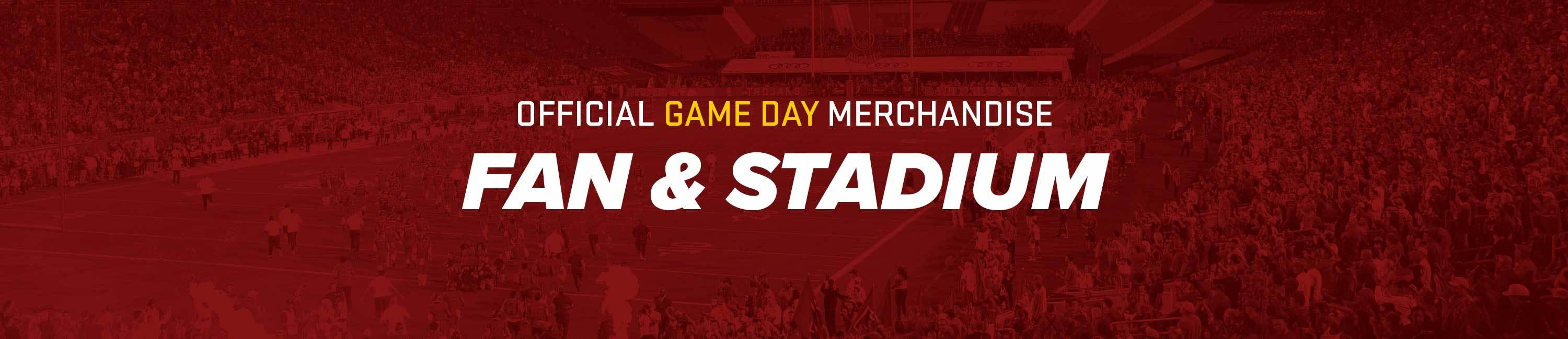 USC Official Game Day Fan & Stadium