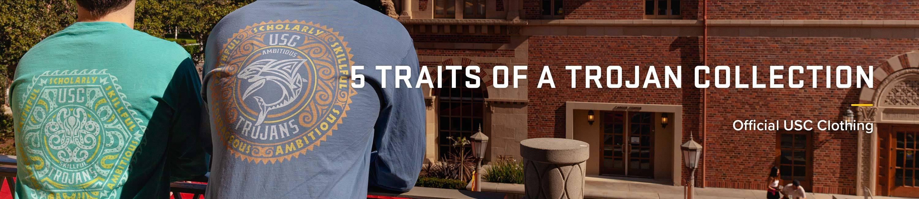 USC Five Traits of a Trojan